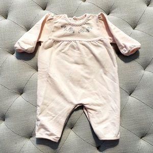 Emile Et Rose 1 month outfit